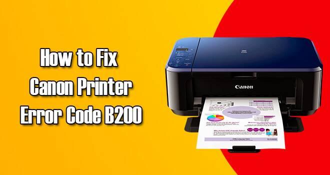 Fix-Canon-Printer-B200-Error