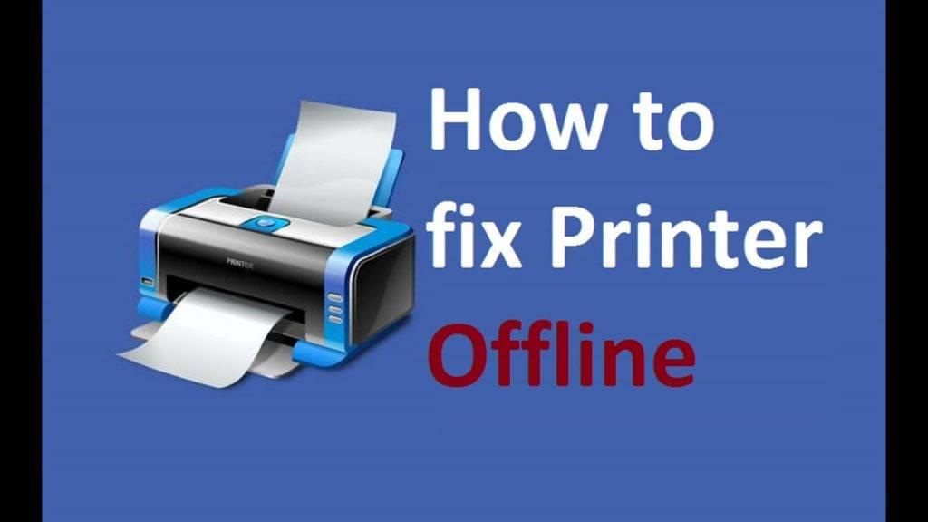 Fix-printer-offline