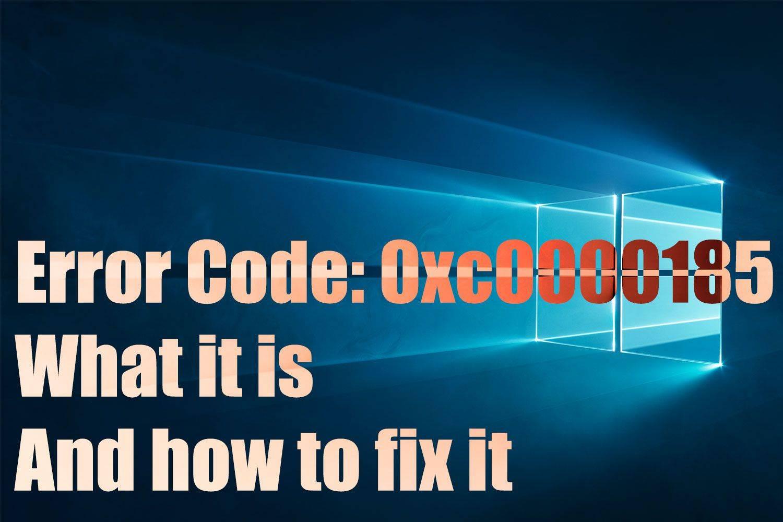 hp-error-code-0xc0000185